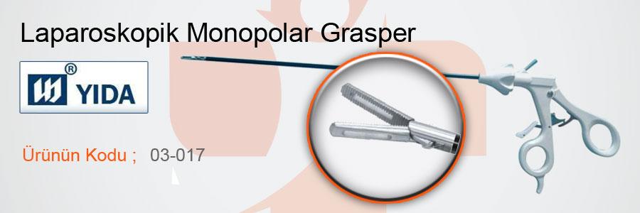 YIDA-Laparoskopik-Monopolar-Grasper